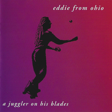 cover of A Juggler On His Blades