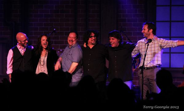 EFO's THREE NIGHT SELLOUT AT THE BIRCHMERE