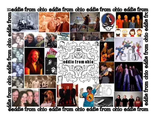 EDDIE FROM OHIO 1991-2016