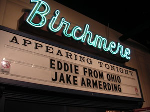 EFO RETURNS TO THE BIRCHMERE FOR OUR ANNUAL MLK WEEKEND RUN - JAN 13, 14 & 15, 2012