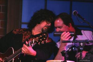 Eddie amp Michael Join Dan Navarro at Jammin Java May 14