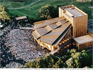 EFO AT WOLF TRAP039S FILENE CENTER JULY 24