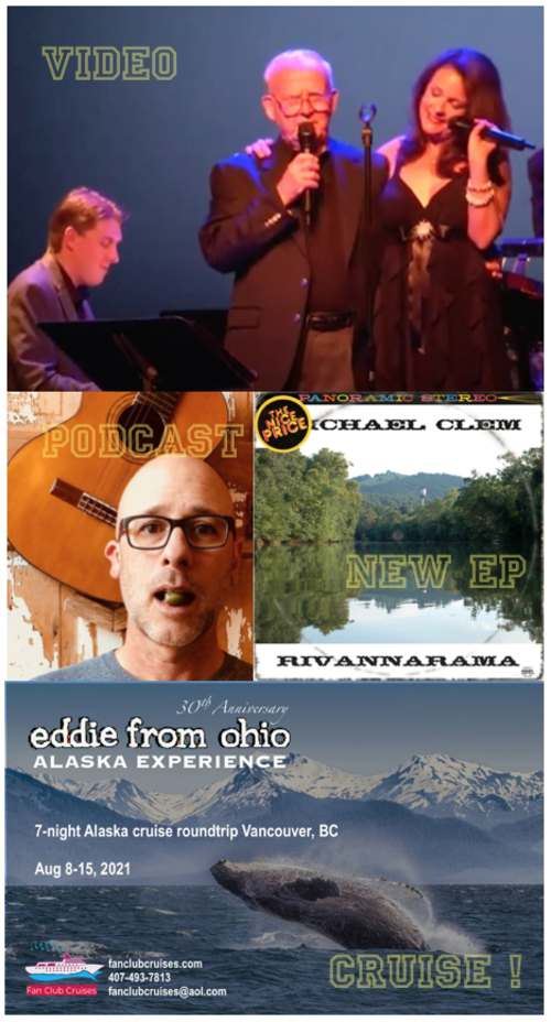 EDDIE FROM OHIO SEPTEMBER 2020 EMAILER